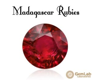 Madagascar Rubies