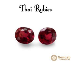 Thai Rubies