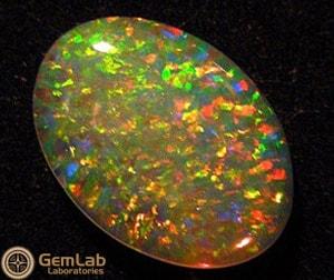 Pinfire Opal Stone