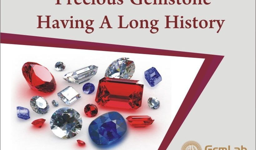 Precious Gemstone Having A Long History