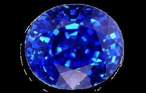 Blue sapphire gemology